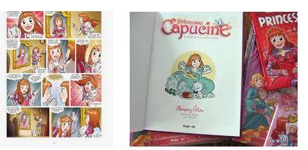 Princesse Capucine tome 1