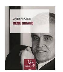 sociologie : Celui par qui le scandale arrive, de René Girard