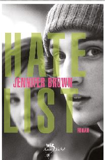 Livre jeunesse : Hate List de Jennifer Brown
