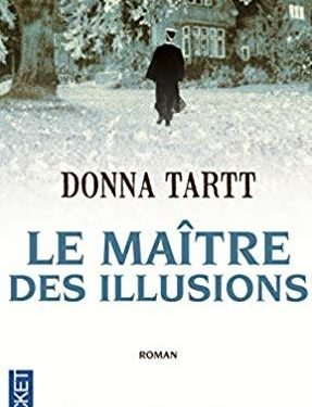 Le maître des illusions – Donna Tartt