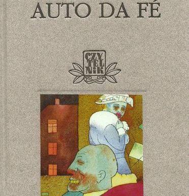 Critique de Elias Canetti, Auto-da-fé
